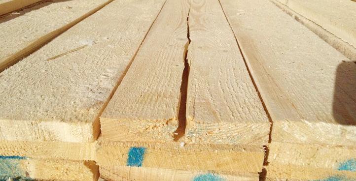 Дефекты сушки пиломатериалов и их предупреждение